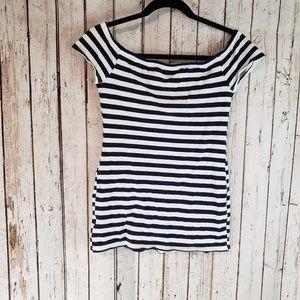 Motherhood Maternity Striped shirt XS